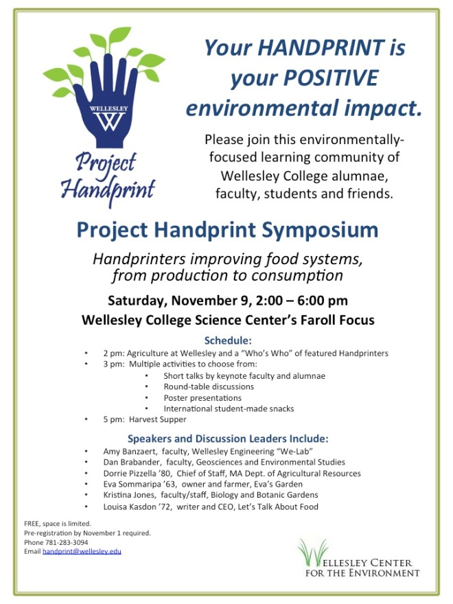 Project Handprint Invitation